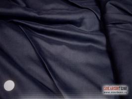 Батист, цвет тёмно-синий, ширина 140 см