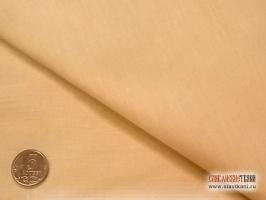 Поплин, хлопок, цвет нежно-персиковый, ширина 220 см
