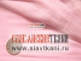 Батист, хлопок,  цвет нежно-розовый, ширина 280 см