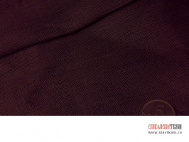 Лён, цвет серо-розовый, ширина 150 см