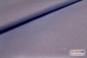 Лён, цвет голубой, ширина 150 см